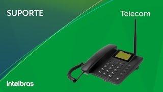 Telecom | Configura??o como modem GPRS para Windows Seven - Intelbras CRC 40
