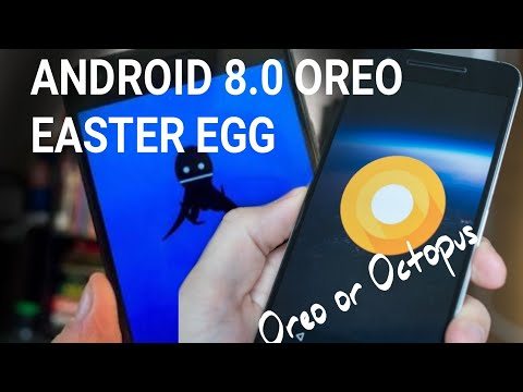 Android 8 0 Oreo Easter Egg