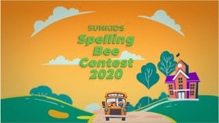 Các nhà tài trợ Vòng chung kết Sunkids Spellibng Bee Contest 2020