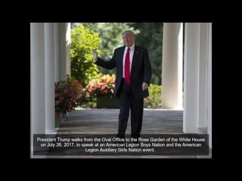 The White House: The President's home and office