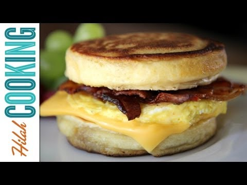 How to Make a McGriddle  Hilah Cooking