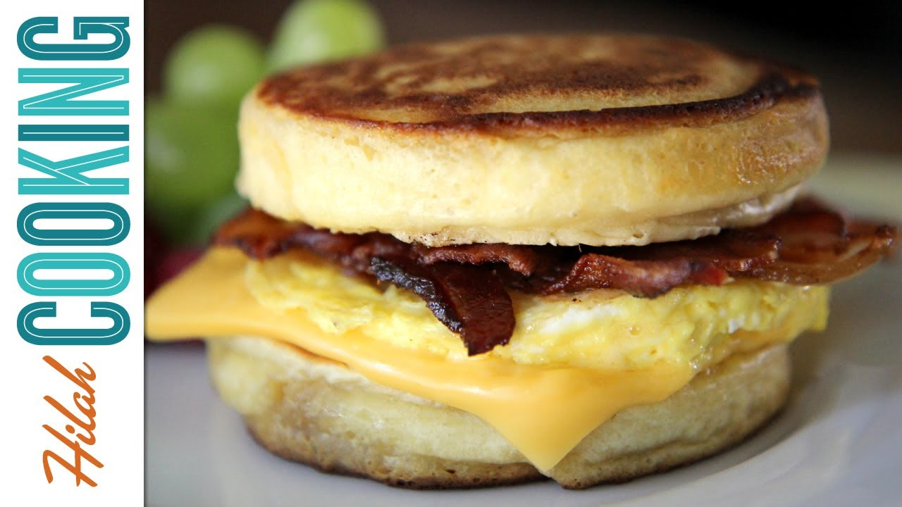 How to Make a McGriddle! | Hilah Cooking - YouTube