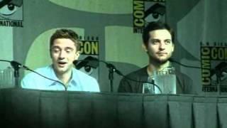 Comic-Con 2006: Topher Thumbnail