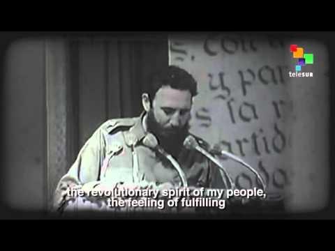 Che's farewell letter to Fidel