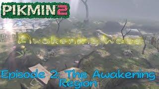 Pikmin 2 - Episode 2: The Awakening Region