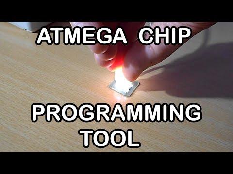 Atmega TQFP-32 Programmer