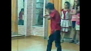 Avinash Dance on Naina Lagiyan Barishan Style of Raghav