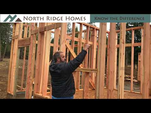 Custom Homes Series - Episode 21: Window and Door Framing