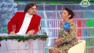 "Jamala - Get the Party Started (в программе ""Сделай мне смешно 2011"") Video"