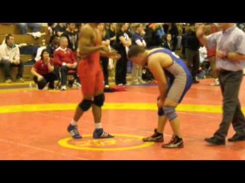2010 Guelph Open: 74 kg Keenan Miller vs. Ryan Weicker