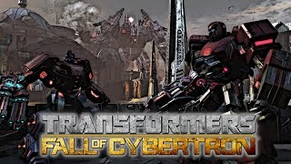 Grinding Gears and Leaking Energon - Transformers: Fall of Cybertron Stream