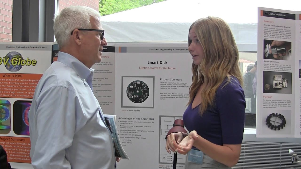Smart Disk Osus Engineering Expo 2015 Youtube Electrical 4 Year Plan Ucf