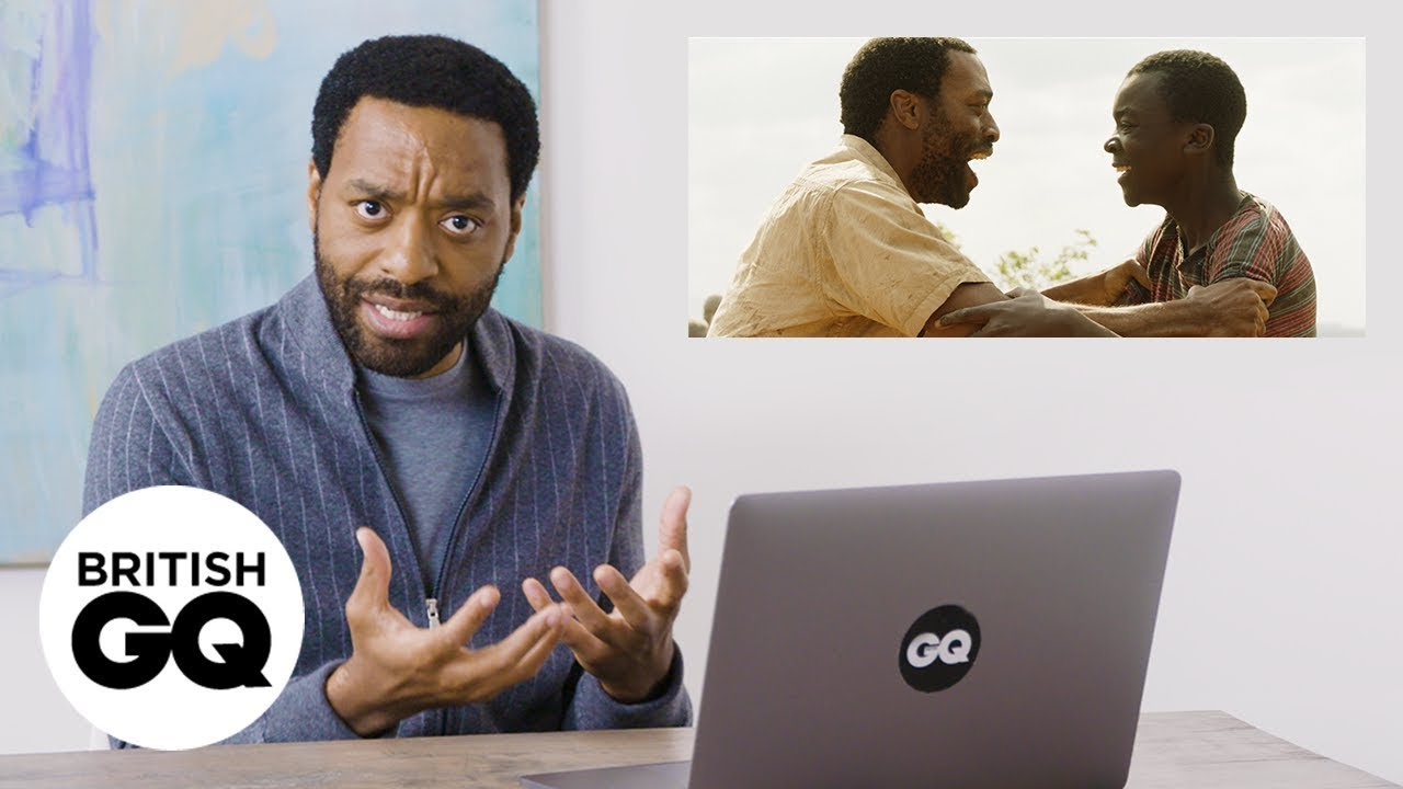 Chiwetel Ejiofor reacts to The Boy Who Harnessed The Wind | British GQ