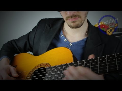 [tuto] Luis Fonsi Daddy Yankee Justin Bieber-  Despacito, ok ! Comment le jouer sur la guitare ? #