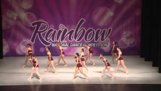 Whale Rainbow Dance Competition 2016
