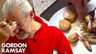 Head Chef Cries When He Tastes Gordon
