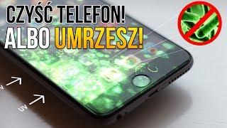 ILE BAKTERII JEST NA TELEFONIE?  #TechAlert 1