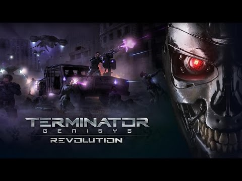 TERMINATOR GENISYS: GUARDIAN Gameplay IOS / Android
