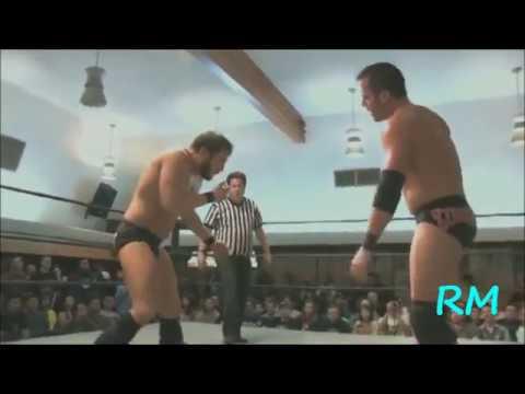Johnny Gargano Vs Roderick Strong PWG Matt Rushmore Highlights