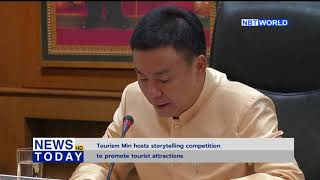 Tourism Ministry hosts storytelling competition to promote tourist attractions