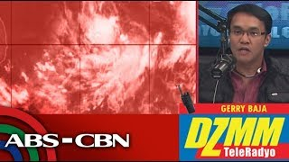 DZMM TeleRadyo: Rains expected in Luzon, Visayas as storm 'Talim' nears