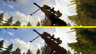 ★ Infestation: The New Z   Low vs. Ultra Graphics Comparison