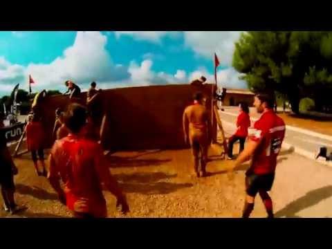 Spartan Sprint Race France 2014 Circuit du Castellet - GoPro Hero3