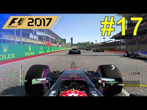 F1 2017 - Let's Make Verstappen World Champion #17 - 100% Race USA