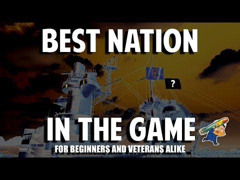 World of Warships Best Nation in the Game - YouTube