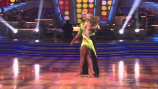 Dancing with the Stars Winner takes all Cha Cha Cha - Hines and Kym vs Ralph and Karina