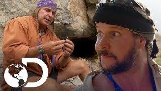 ¡Joe se enoja con Cody! | Desafío x 2 | Discovery Latinoamérica