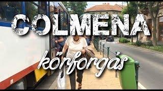COLMENA - KÖRFORGÁS (HIVATALOS SZÖVEGVIDEÓ 2017)