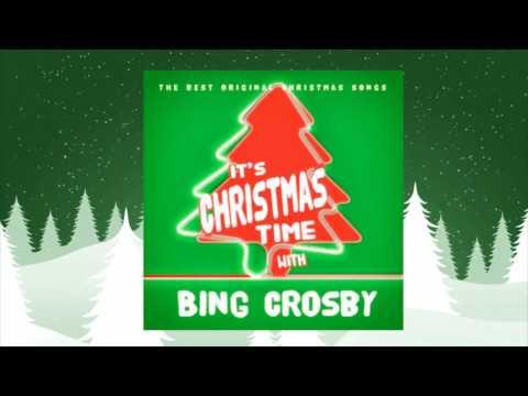 Bing Crosby - Mele Kalikimaka Hawaiian Christmas Song