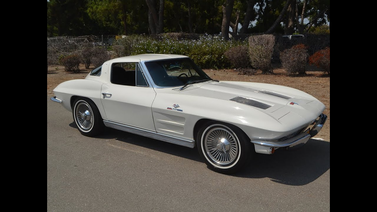 SOLD 1963 Corvette Split Window Coupe Fuelie For Sale By