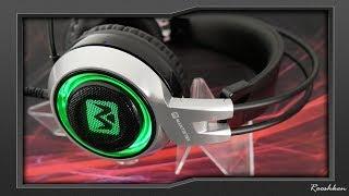 Słuchawki na USB i z wibracjami od Chińczyka - MantisTec GH2