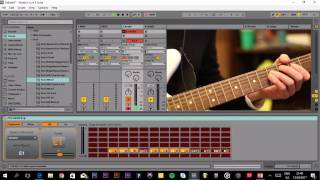 Guitar Sampler (Audio to MIDI Converter)