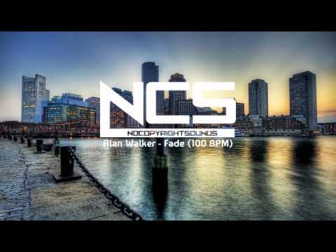 Alan Walker - Fade [100 BPM] [NCS]