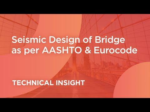 Seismic Analysis of Bridges - midas Civil Technical Webinar