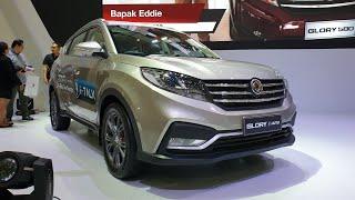 DFSK Glory580 i-Auto 1.5 Turbo CVT 2019 In Depth Review Indonesia #GIIAS2019