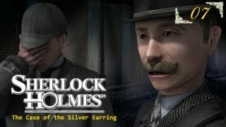 Sherlock Holmes (Video Games) - The Secret of the Silver Earring - Pt.7