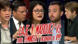 DEBATE: Agustín Laje y Nicolás Márquez vs. Encubridores de Planned Parenthood en Panamá