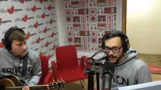 Денис Соколов (Голос 4) на радио Юнитон