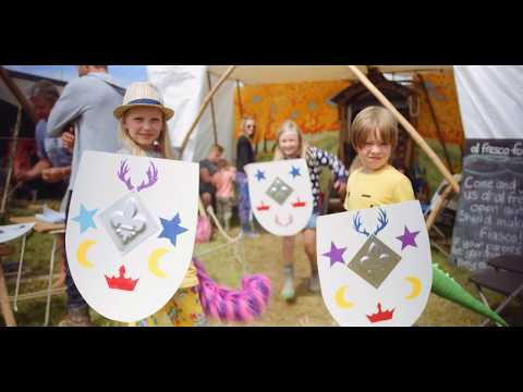 Camp Bestival: Family Festival Fun 2017