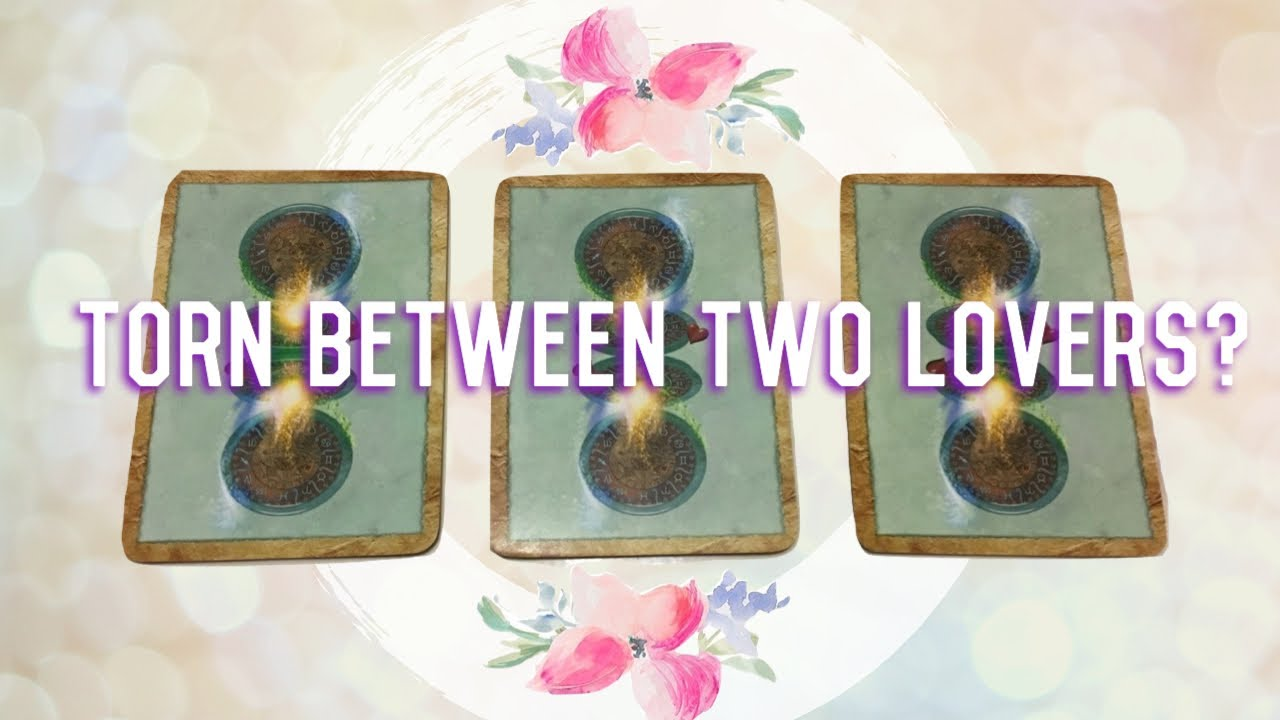 PICK A CARD: Choosing between two lovers? Their thoughts and feelings about  you 👥😭💞