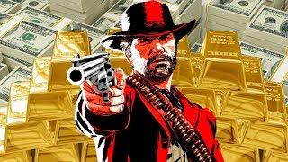 Red Dead Redemption 2 Infinite Money & Gold Bars