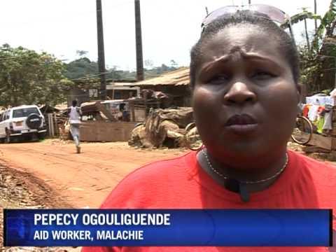 Gabon's dump dwellers scavenge for survival