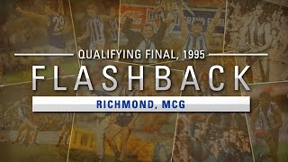 Flashback: Qualifying Final, 1995 - North Melbourne v Richmond