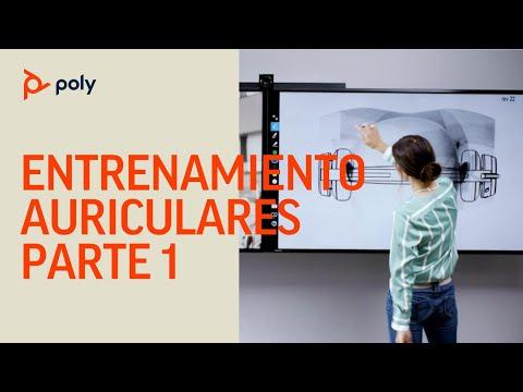 Poly - Videos en Español - Entrenamiento Auriculares Parte 1