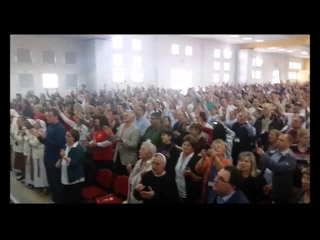 Drugi susret zajednica Obnove u Duhu Svetom u Međeugorju