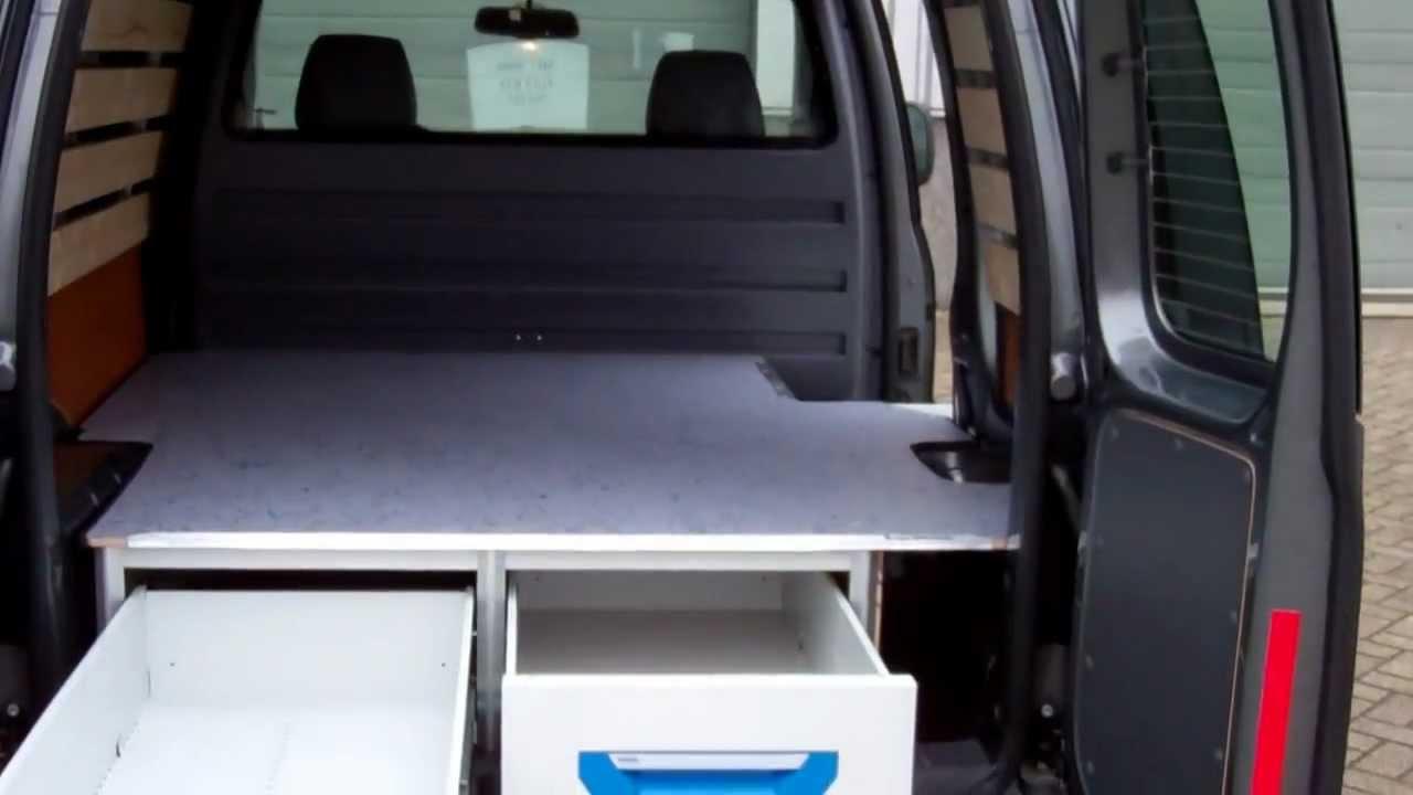 sortimo service center eindhoven volkswagen caddy youtube. Black Bedroom Furniture Sets. Home Design Ideas
